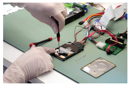 Data Recovery Services - Hard Drives & SSD Drives